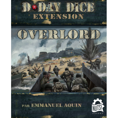 D-Day Dice : Overlord - FRENCH VERSION